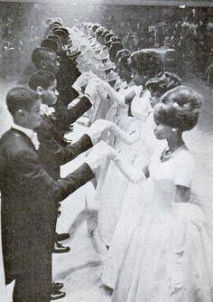 Debutante Ball In Harlem