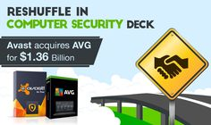 #Avast Acquires AVG for $1.3 Billion and reshuffles the computer security deck! Antivirus Software, Computer Security, Technology Updates, Prague, Success