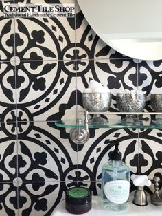 Cement Tile Shop - Tyler Pattern