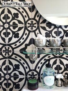 Cement Tile Shop - Tyler Pattern