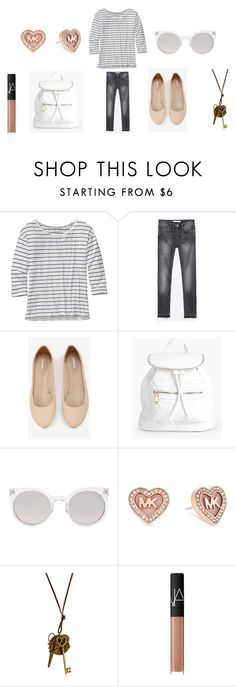 """""""Untitled #7780"""" by allitiner16 ❤ liked on Polyvore featuring Patagonia, Zara, Express, Boohoo, Kosha, Michael Kors, NARS Cosmetics, women's clothing, women and female"""