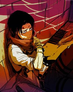 a choice with no regrets - Levi - Attack on Titan