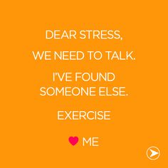 Exercise <3 Me