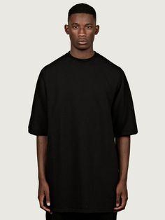 50480efabd2e Rick Owens Drkshdw Men s Oversized T-Shirt