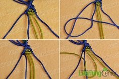 Do you guys want to make a cool braided bracelet? Then just look here, this Pandahall tutorial on how to make ethnic braided friendship bracelet with nylon thread is a perfect choice for you. Friendship Bracelets Designs, Bracelet Designs, Yoruba Religion, Cool Braids, How To Make Necklaces, Braided Bracelets, Hamsa Hand, Bracelet Making, Hand Embroidery