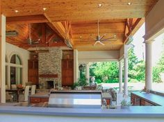 Lindhurst Outdoor Addition project from Key Residential, Ltd. | Porch