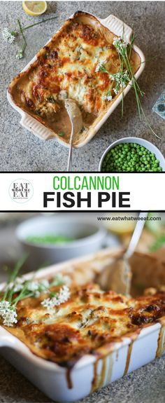 A really delicious and easy version of fish pie with colcannon topping and a delicious sauce surrounding mixed fish.  Try using half sweet potato for added taste and lightness!