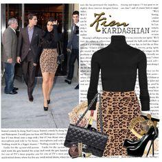 1241. Celeb Style : Kim Kardashian