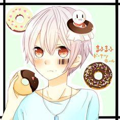 Mafumafu so cute ! :3