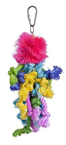 Prevue Pet Products BPV62669 Calypso Creations Bird Toy Braided Bunch *** Read more reviews of the product by visiting the link on the image.Note:It is affiliate link to Amazon.