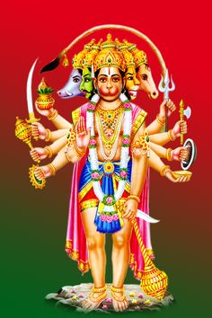 Panchamukha Hanuman Homa is unique as it invokes five forms of Hanuman that represent powerful temples of India. Hanuman Jayanthi, Hanuman Photos, Hanuman Images, Krishna Pictures, Lord Shiva Pics, Lord Shiva Family, Hanuman Ji Wallpapers, Lord Rama Images, Lord Ganesha Paintings