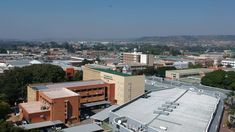 Ladysmith - Central Business District (CBD) - Kwazulu Natal Central Business District, Kwazulu Natal, Aerial View, Places To See, Earth, Explore, Mother Goddess, Exploring, World