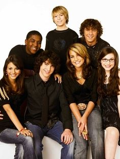 Zoey 101! LOVE this show.
