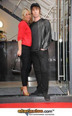 Liam Gallagher & Nicole Appleton