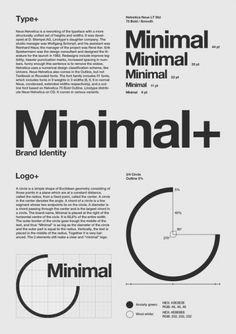 Grid | layout / Typographie — Designspiration