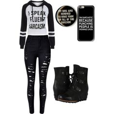 My only rebel (Black Butler x Modern! Reader) Chapter 5 to cute wea Teen Fashion Outfits black Butler Chapter Cute Modern Reader Rebel wea Cute Emo Outfits, Teenage Outfits, Teen Fashion Outfits, Edgy Outfits, Mode Outfits, Grunge Outfits, Outfits For Teens, Girl Outfits, Emo Fashion