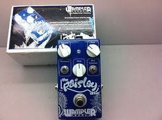 Wampler 'The Paisley Drive' Overdrive Guitar Effects Pedal