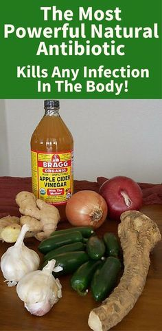 DIY master tonic recipe. The most powerful natural remedy in the world!