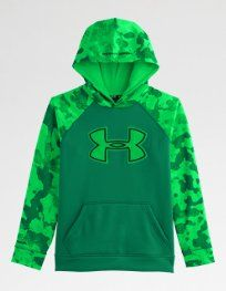 Boys' Shortsleeve Shirts, T-Shirts, Polos & Hoodies - Under Armour