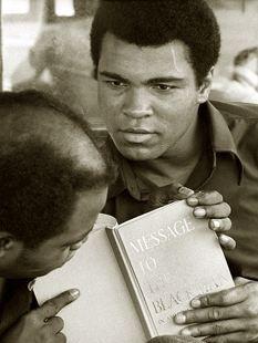 Muhammad Ali ( Cassius Clay)