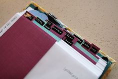Makeyour own custom planner Part One: Making a Plan (+ template downloads) Part Two: Constructing the Cover & Sewing Signatures Part Three: Bringing it all together