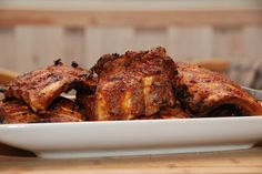 Kamben på grill, i ovn, med kogetid, marinade - det hele!
