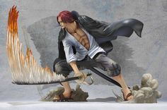 One Piece Figuarts ZERO SHANKS Battle Version