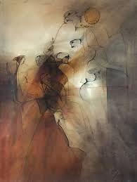 Výsledek obrázku pro Vladimír Tesař Painting, Art, Art Background, Painting Art, Kunst, Paintings, Performing Arts, Painted Canvas, Drawings