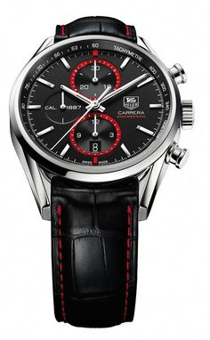 Most Noticeable Tag Heuer Carrera If it's a Tag Heuer that you want, you'll discover just what you need and have it delivered to your front step. Tag Heuer became very recognized for the way it managed to blend innovation,… Continue Reading → Best Watches For Men, Cool Watches, Tag Watches, Dream Watches, Luxury Watches, Swiss Army Watches, Omega Speedmaster, Men's Accessories, Beautiful Watches