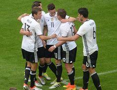 Nun haben die DFB-Spieler zwei Tage frei, bis es in die heiße Phase der...