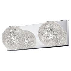 Opulence 2 Light Bath Bar