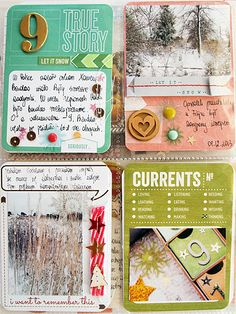 DECEMBER DAILY 2013 - P6 by tusia at @Studio_Calico