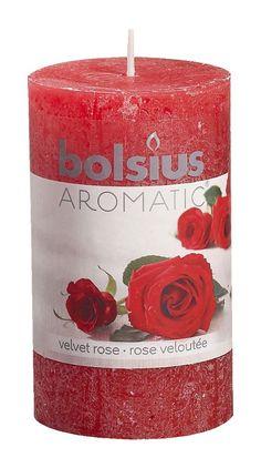 EI mitään ruusutuoksuja Pillar Candles, Velvet, Rose, Egg, Pink, Roses, Taper Candles, Candles
