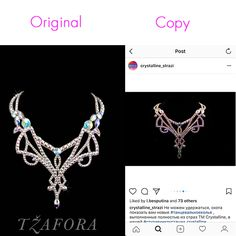 Not just with our ballroom jewelry, but with many dress designs. It's important for consumers to know and trust where their products are coming from. Sometimes they even steal the original photos. Ballroom Jewelry, Original Copy, Square Dance, Dress Designs, Dance Wear, Designer Dresses, Trust, The Originals, Diamond