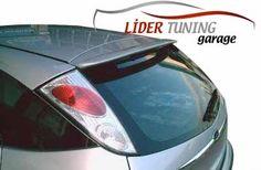 Ford Focus 1 1999/2004 Model Spoyler 160TL #Ford #focus1 #focus #spoyler #tuning #car #modifiye #otomobil #istanbul