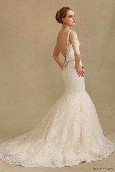 eve of milady eve muscio couture fall 2013 wedding dress 4303 mermaid