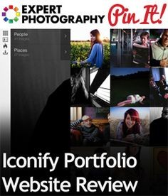 Iconify Portfolio Website Review » Expert Photography