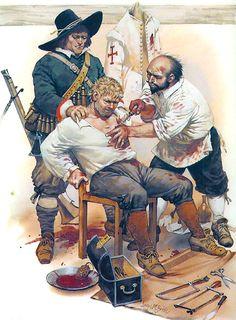 Medicina militar de la wena... 😱
