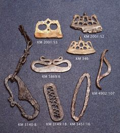 (no search term) Flint Striker, Viking Metal, Merovingian, Viking Life, Archaeological Finds, Iron Age, Anglo Saxon, Wooden Bowls, Survival Gear
