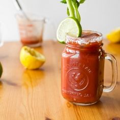 What's the difference between a Caesar and Bloody Mary cocktail?
