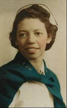First African-American woman to train and graduate as a RN in Buffalo, NY