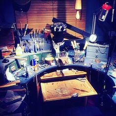 JEWELLERY WORKSHOPS  Are you interested?  Would you like to...