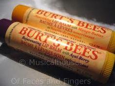 Burt's Bee's Lip Balm <3