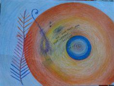 Genesis (?) Progester ceruza. A4 Papír Félkész. Artist: Balogh Krisztina