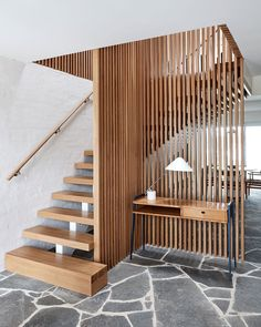 93 Stunning Modern Entrance Staircase Design Ideas - Breathtaking Modern Entrance Staircase Style and Style Thoughts - the Conspiracy Conventional will not need to suggest monotonously. Some modern-day Style At Home, Decoracion Vintage Chic, Modern Entrance, Beach House Decor, Home Decor, The Design Files, Staircase Design, Home Fashion, Midcentury Modern