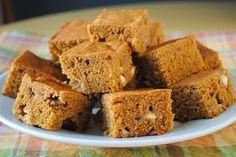 Őszi édesség fogyni vágyóknak: sütőtökös süti recept Healthy Cake, Healthy Cookies, Cake Bars, Dairy Free, Clean Eating, Food And Drink, Pumpkin, Yummy Food, Sweets
