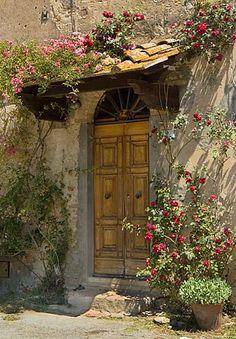 another cool doorway