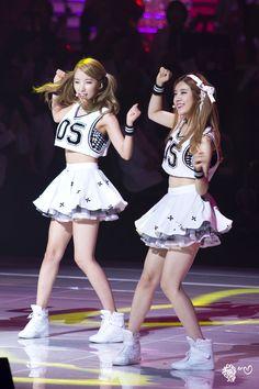 Rainbow JiSook and NoEul