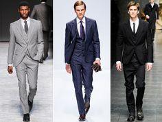 Three-Piece Suits...