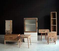 The 'Windrobe' | Furniture Design by Studio Zieben